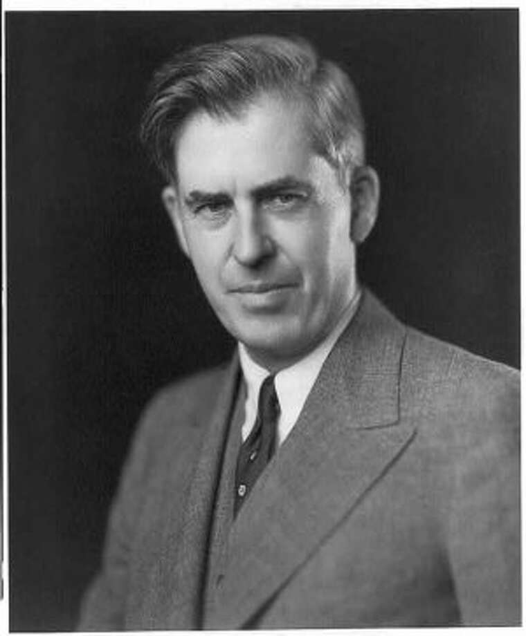 Portrait of Henry A. Wallace (c. 1940), who served as vice president under President Franklin D. Roosevelt. (Library of Congress/MCT) (MCT)