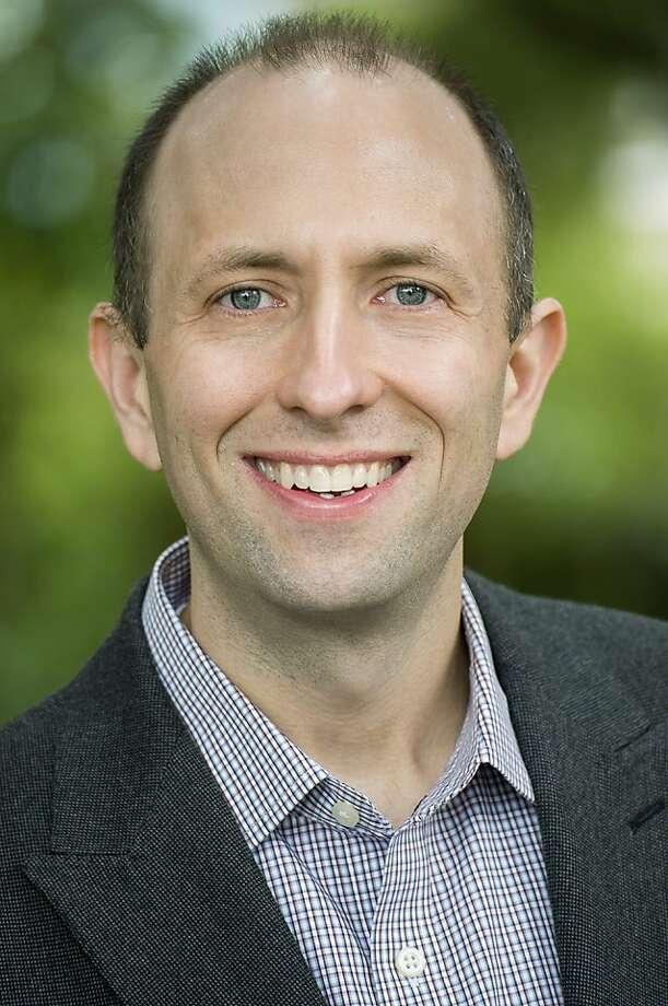 Joel Engardio, candidate for District 7 supervisor, San Francisco Photo: Courtesy Photo