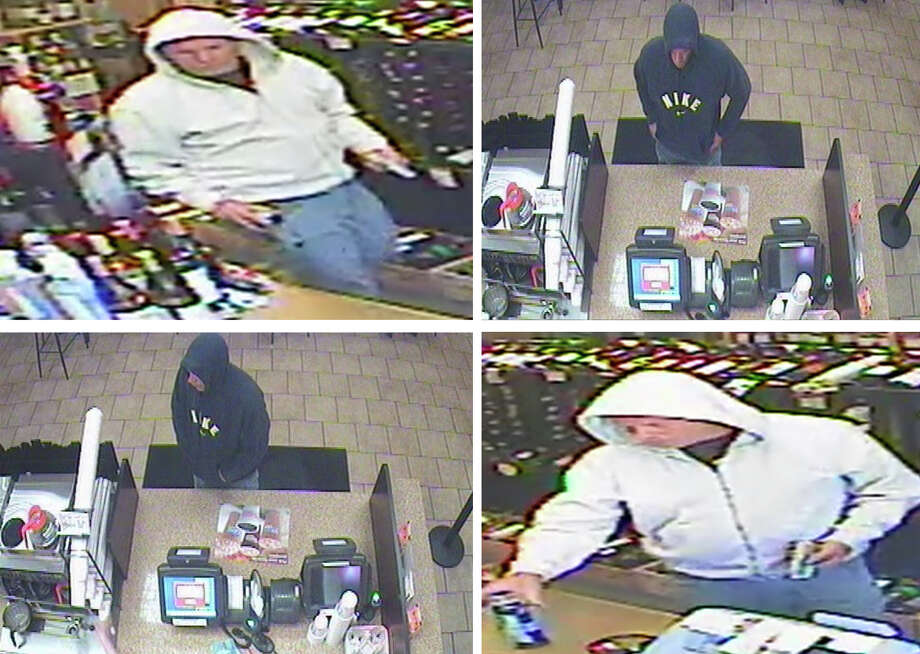 Three knife-point robberies of businesses on the east side of the city were likely committed by the same man, police say, and they are asking for the public's help.  Anyone with information on the three incidents is asked to call Detective William Haas at 203-783-4798. Photo: Contributed Photo / Connecticut Post Contributed