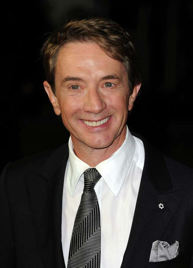 "Martin Short attends the Premiere of ""Frankenweenie"" at the opening of the BFI London Film Festival at Odeon Leicester Square on Wednesday in London. (Photo by Eamonn McCormack/Getty Images) Photo: Eamonn McCormack, Ap/getty / 2012 Getty Images"
