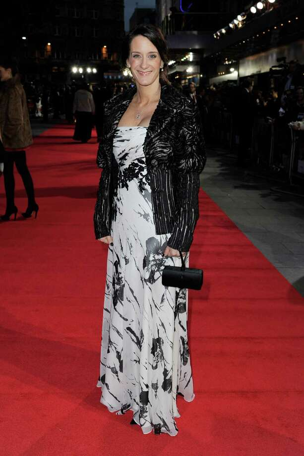 Producer Allison Abbate attends the opening night film of the 56th BFI London Film Festival 'Frankenweenie 3D' at Odeon Leicester Square on Wednesday in London.  (Photo by Gareth Cattermole/Getty Images for BFI) Photo: Gareth Cattermole, Ap/getty / 2012 Getty Images