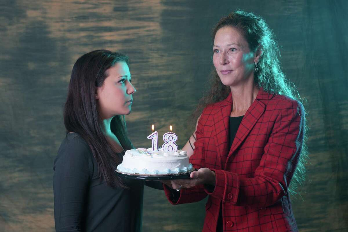 """Elissa De Maria and Juliet Lambert Pratt are featured in the new production of """"Next to Normal"""" opening at Westport's Music Theatre of Connecticut on Oct. 19."""