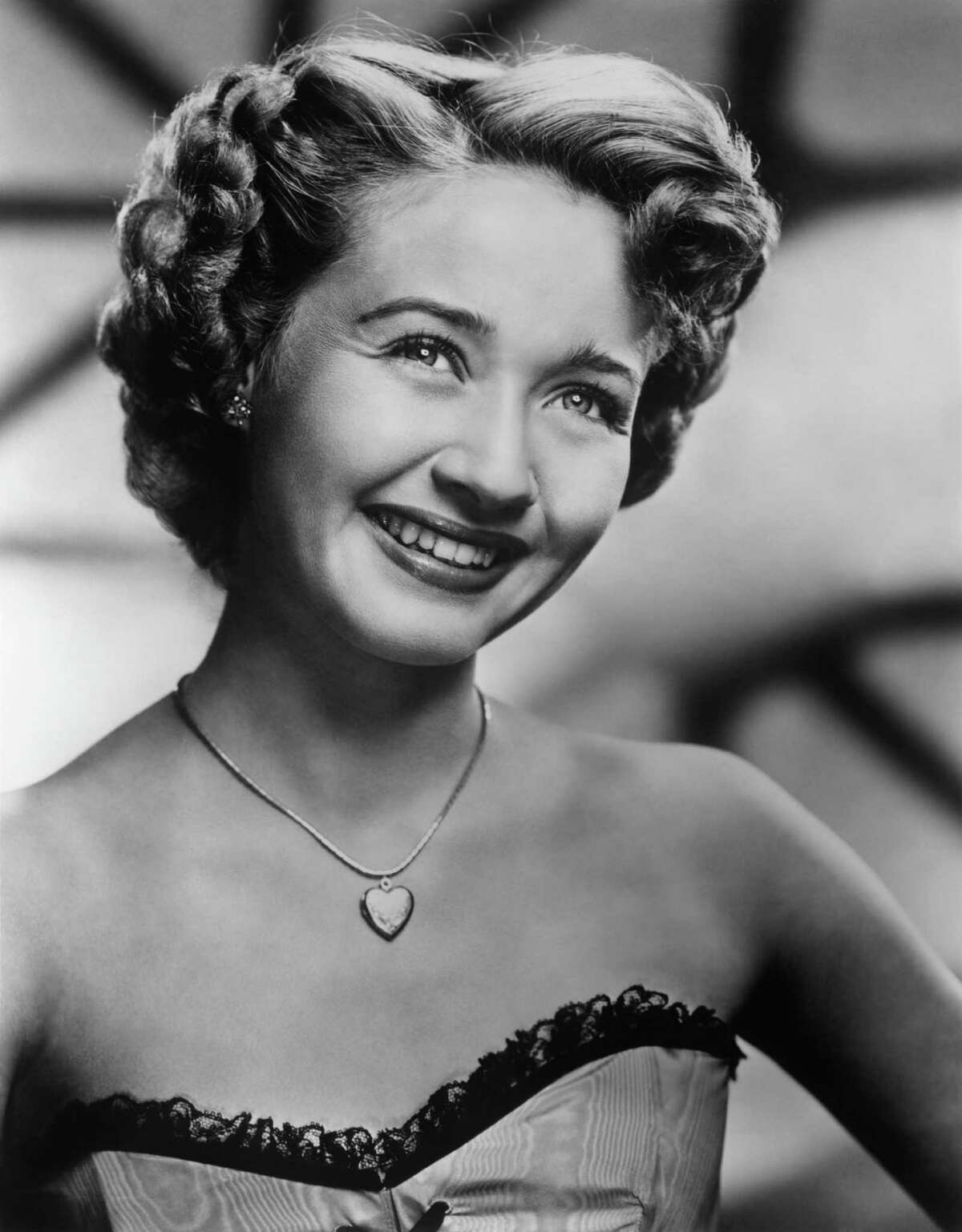 """MGM star and longtime Fairfield County resident Jane Powell will do a question-and-answer session at the Ridgefield Playhouse after a screening of """"Royal Wedding"""" on Oct. 21."""