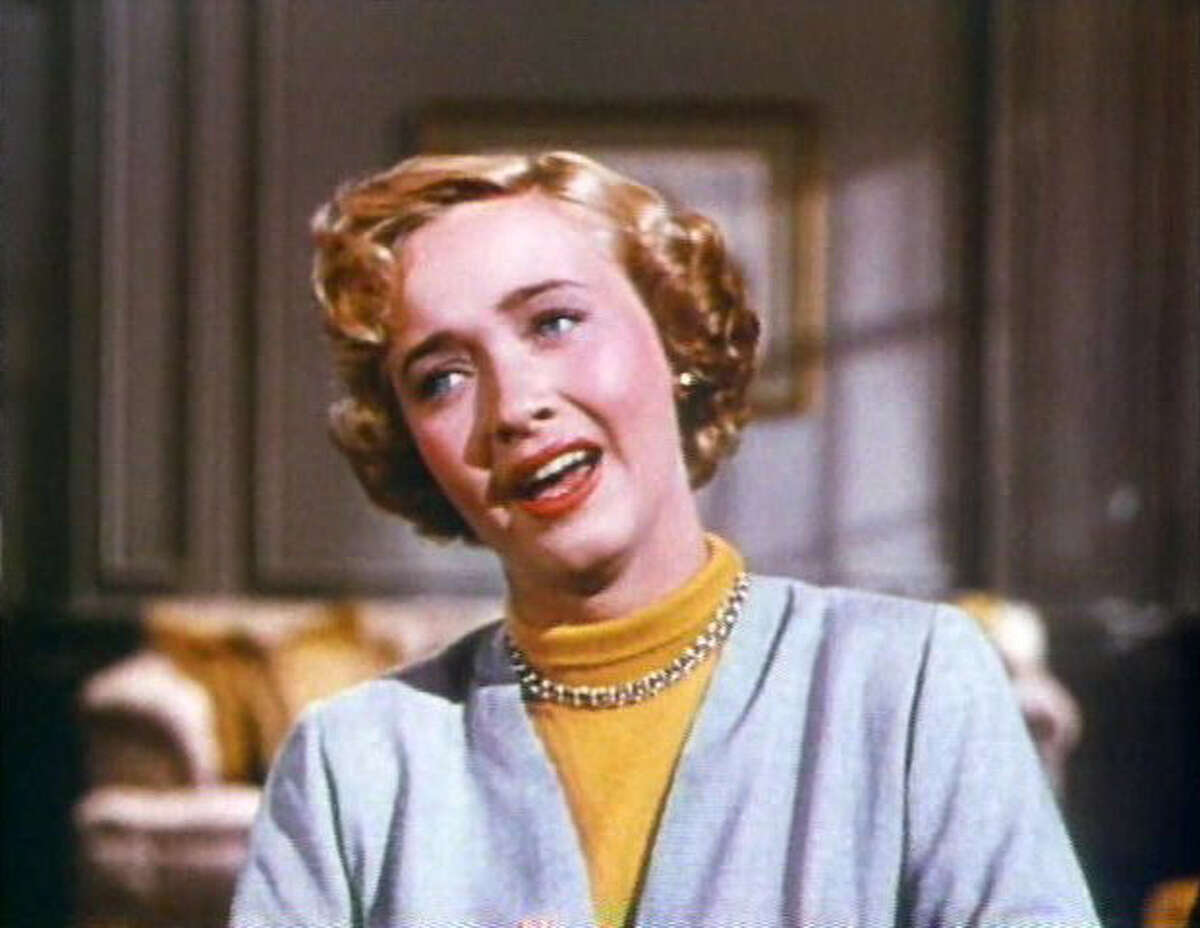 """Jane Powell was a replacement for June Allyson and Judy Garland in the 1951 Fred Astaire musical """"Royal Wedding."""" The MGM star will do a question-and-answer session after a Oct. 21 screening at the Ridgefield Playhouse."""