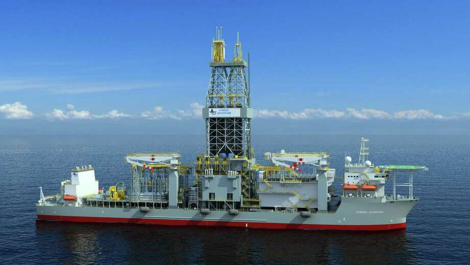Noble Energy has entered a contract with Atwood Oceanics for a new drillship under construction in South Korea. The ship can drill in 12,000 feet of water. The company has several deep oil exploration projects.