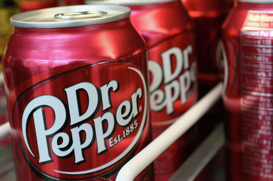 The Dr. Pepper Snapple Group owns other brands you might recognize, such as Deja Blue, Mott's and ReaLemon. The company PAC has contributed to three Texas Republican politicians - Lt. Gov. David Dewhurst, who lost his bid for U.S. Senate, Rep. Sam Johnson (R-Plano) and Rep. Pete Sessions (R-Dallas). Credit:Stephen Hilger/Bloomberg News Photo: STEPHEN HILGER, Stephen Hilger/Bloomberg News