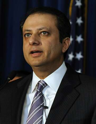 Attorney Preet Bharara says Wells engaged in reckless behaviors. Photo: Peter Foley, Bloomberg
