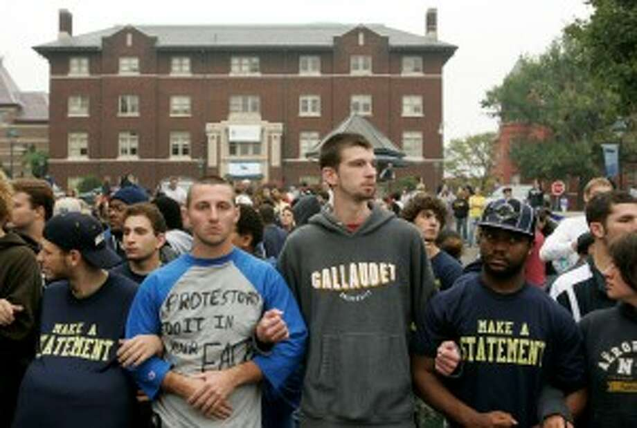 8. Gallaudet College 8.1 reported rape per 1,000 students