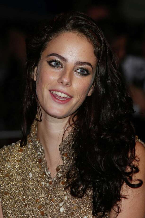 Actress Kaya Scodelario  attends the premiere of 'Spike Island' during the 56th BFI London Film Festival at Odeon West End on Thursday in London. Photo: Tim Whitby, Getty / 2012 Getty Images