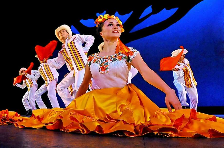 Amalia HernÀndez of the Ballet Folklórico de México will be among the artists and thinkers appearing next week at Mexiam. Photo: Marin Center