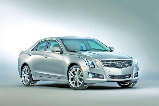 The all-new 2013 Cadillac ATS is a true compact luxury sedan positioned to do battle with the likes  of BMW's  3-Series, the Lexus IS lineup and the C-Class stable from  Mercedes-Benz. Photo: Alan Vanderkaay