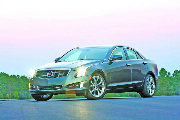 The ATS is the most significant Cadillac to be launched since the first   CTS. It showcases new technologies along with a high-performance  driving  experience. It is quick, nimble and fun to drive. Photo: Richard Prince