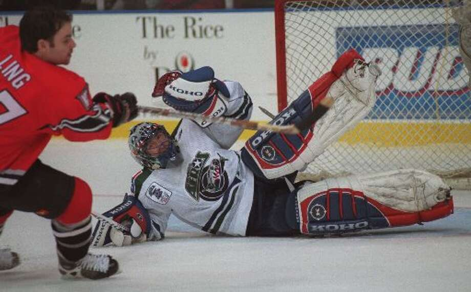 Frederic Chabot Frederic Chabot holds the team's record for career wins with 126 and most shutouts with 18.