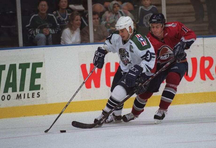 Brian Wiseman One of the most beloved and recognizable Aeros in team history, set the  team record for most assists in a season with 88 in 1998-99.