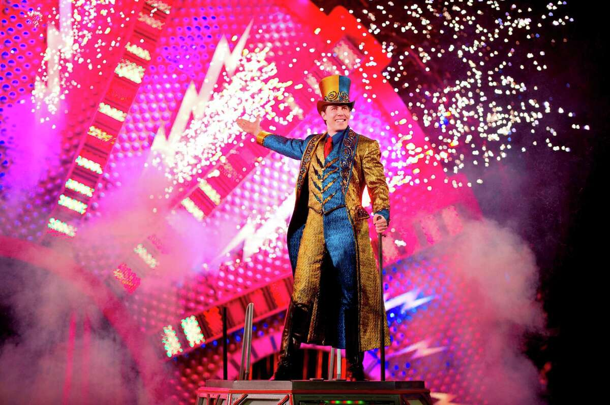 The new edition of the Ringling Bros. and Barnum & Bailey circus plays at the Webster Bank Arena at Harbor Yard Thursday through Sunday, Oct. 18-21.