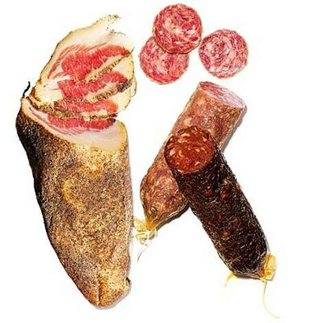 Charcuteries: Northern California