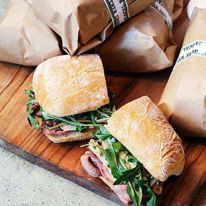 Butchers: Northern CA  Berkeley   Local Butcher Shop (pictured). This shop takes its name to heart. All meat comes from ranches within 150 miles pork from Riverdog Farm in Capay Valley, grass-fed beef, pasture-raised turkey, and goat that grazed along Tomales Bay. They also carry local favorites like Studebaker Pickles from Oakland, and beans from Sonoma's Rancho Gordo. Our pick: Sando of the Day and a chocolate chip cookie made with lard. 1600 Shattuck Ave.; thelocalbutchershop.com  San Francisco   Avedano's Holly Park Meat Market. This old-school butcher shop has been taken over by a trio of women with a serious commitment to local meat. The staff here breaks down whole animals several times a week and even offers classes in home butchering, should you be the DIY type. Our pick: A lesser-known cut like goat neck or bavette steak. 235 Cortland Ave.; 415/285-6328.  Sebastopol   Victorian Farmstead Meat Company. In 2009, Adam Parks came home to take over his parents  40-year-old Christmas tree farm. In the process, he turned an unassuming shack in front of those evergreens into a purveyor of some of the most coveted meats around. Chickens live on-site, while local farmers sustainably raise beef, pork, and lamb for Parks. Good news: A second, bigger shop and full butchery will be coming to downtown. Our pick: Victorian's own Cabernet and roasted garlic marinade. 1220 Gravenstein Hwy. N.; vicfarmmeats.com   Photo: Alanna Hale, Sunset.com