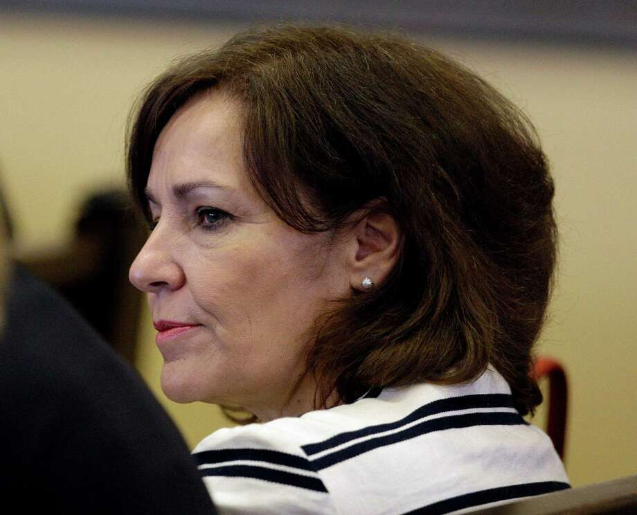 Texas Court of Criminal Appeals Presiding Judge Sharon Keller beat disciplinary action taken against her using a technicality. Photo: Eric Gay, Associated Press / AP