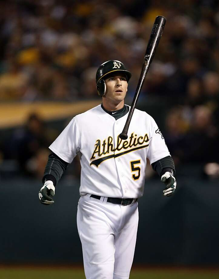 The A's like shortstop Stephen Drew, but his agent is thought to be pursuing a multi-year deal of at least $10 million per year. Billy Beane is not expected to make a high-end commitment. Photo: Beck Diefenbach, Special To The Chronicle