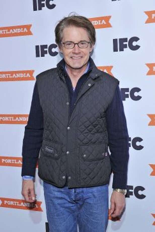 "REI says: Insulated vest, to preserve your range of motion. Shown above on ""Portlandia's"" Kyle MacLachlan.  (Photo by Mike Coppola/Getty Images) (Getty Images)"