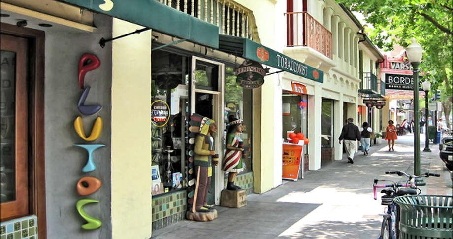 Downtown Palo Alto (Silicon Valley Real Estate Blog)