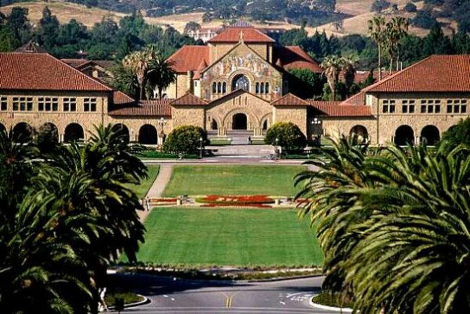 Stanford University sends out many graduates into the Silicon Valley workforce (Stanford University)