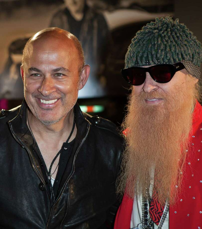 F, fashion. Can we say ZZ Top was influential? Your call. Can we say ZZ Top was distinctive? Absolutely. Photo: Anna Webber, Getty Images For GQ / 2012 Getty Images