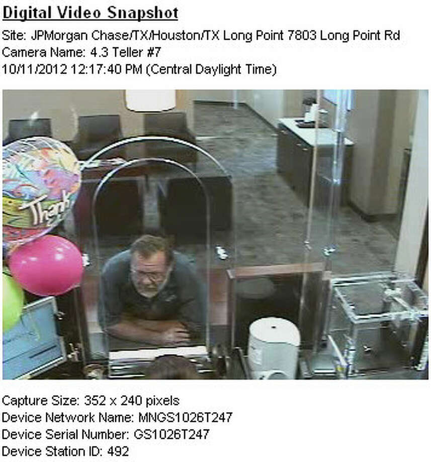 Surveillance photo Photo: FBI