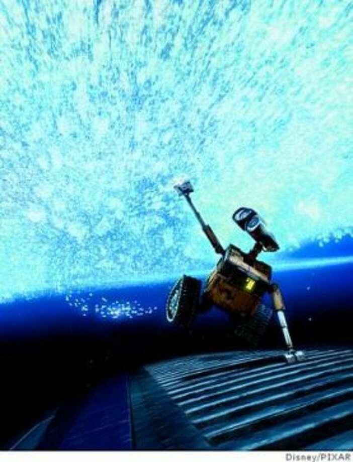 Wall-E. (jtyler)