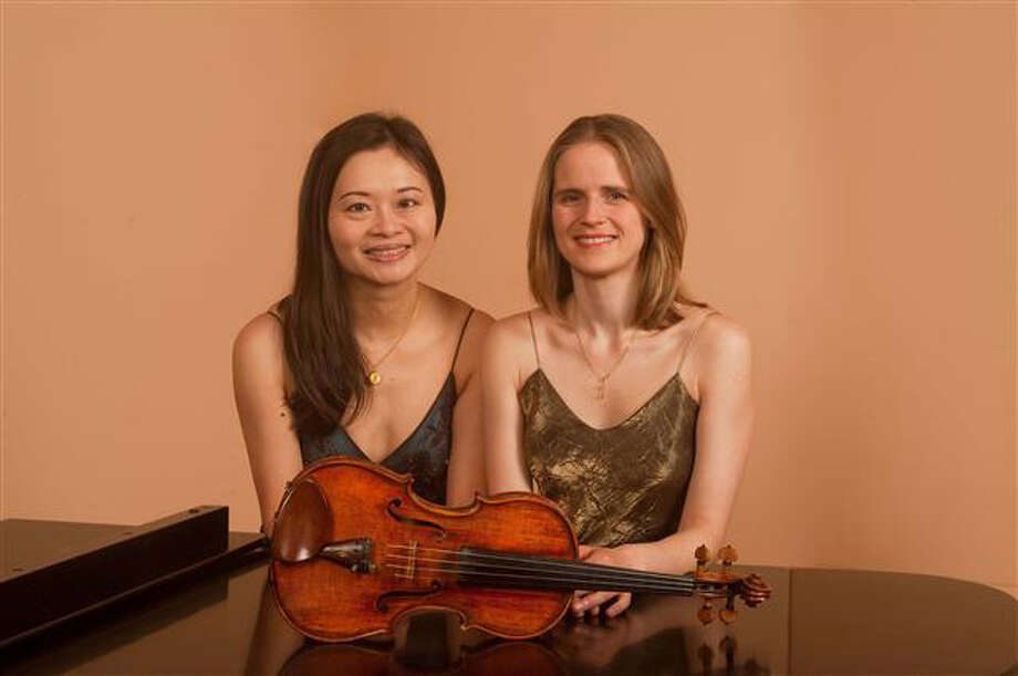 Pi-Hsun Shih and Katalin Viszmeg are the Kelet Duo. (KeletDuo.com)