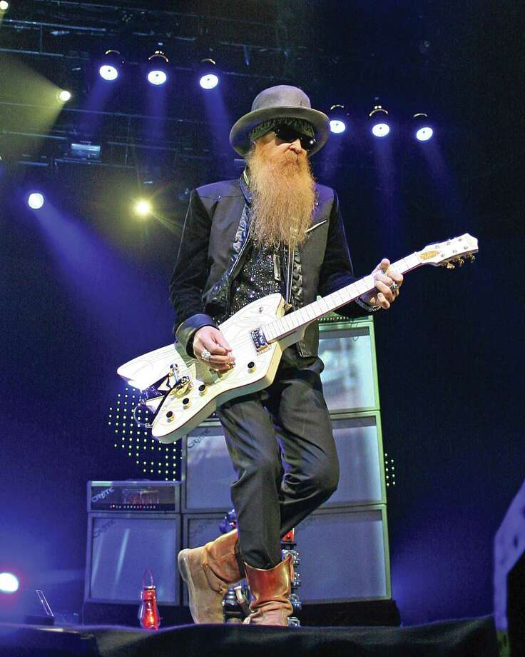 Billy Gibbons of ZZ Top from Live From Texas Photo: Universal