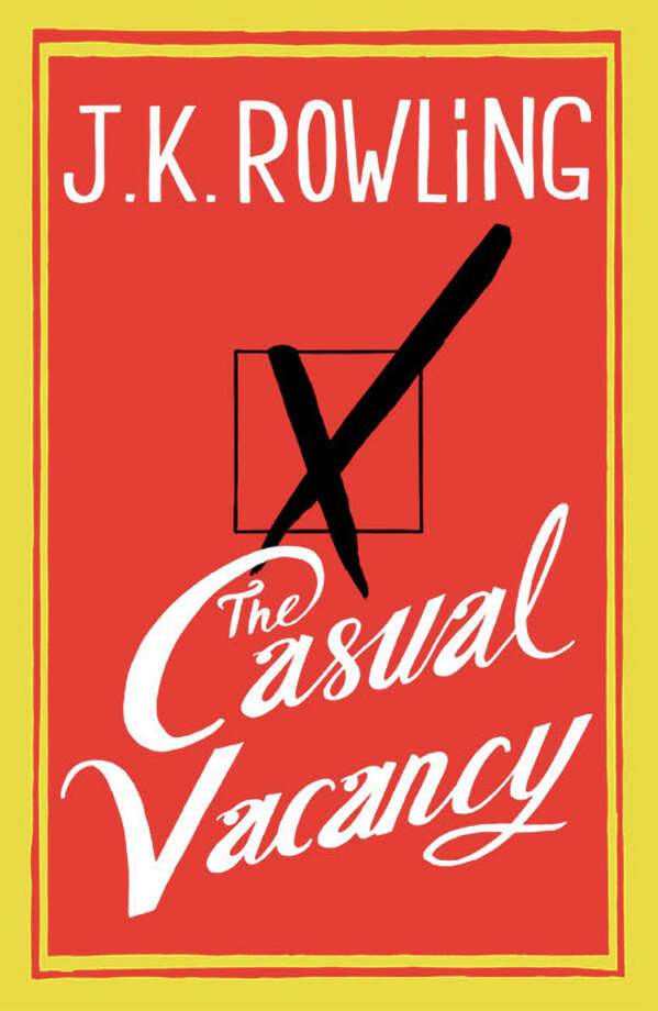 """This photo made available by Little, Brown and Co. shows the cover of """"The Casual Vacancy,"""" J.K. Rowling?s first novel for adults. (AP Photo/Little, Brown and Company) / Little, Brown and Company"""