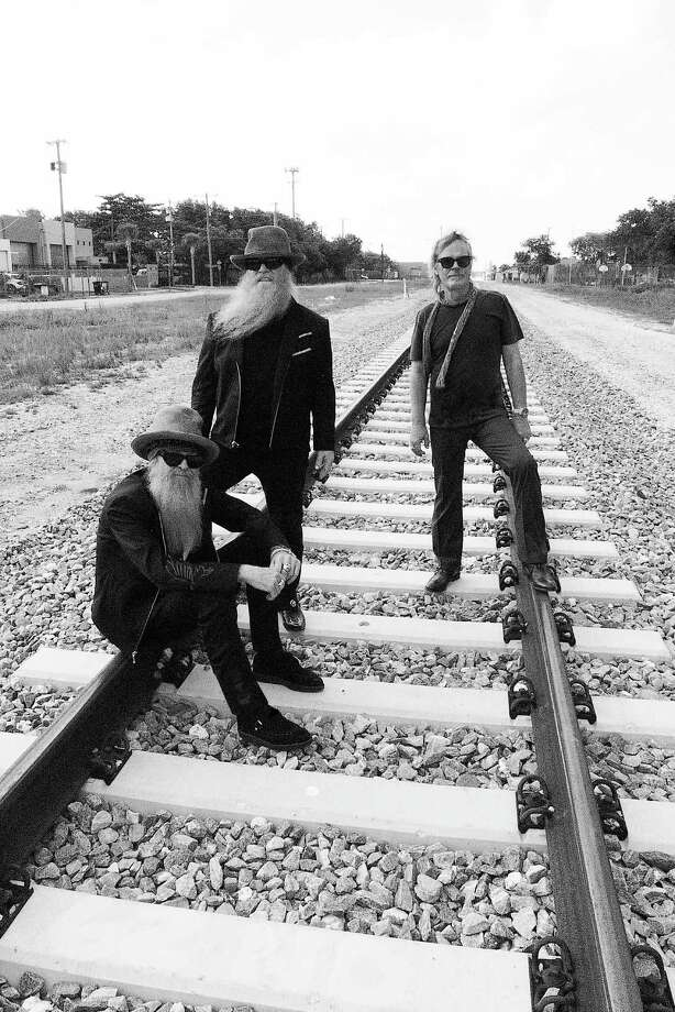 ZZ Top: Billy Gibbons, Dusty Hill, Frank Beard Photo: Ross Halfin