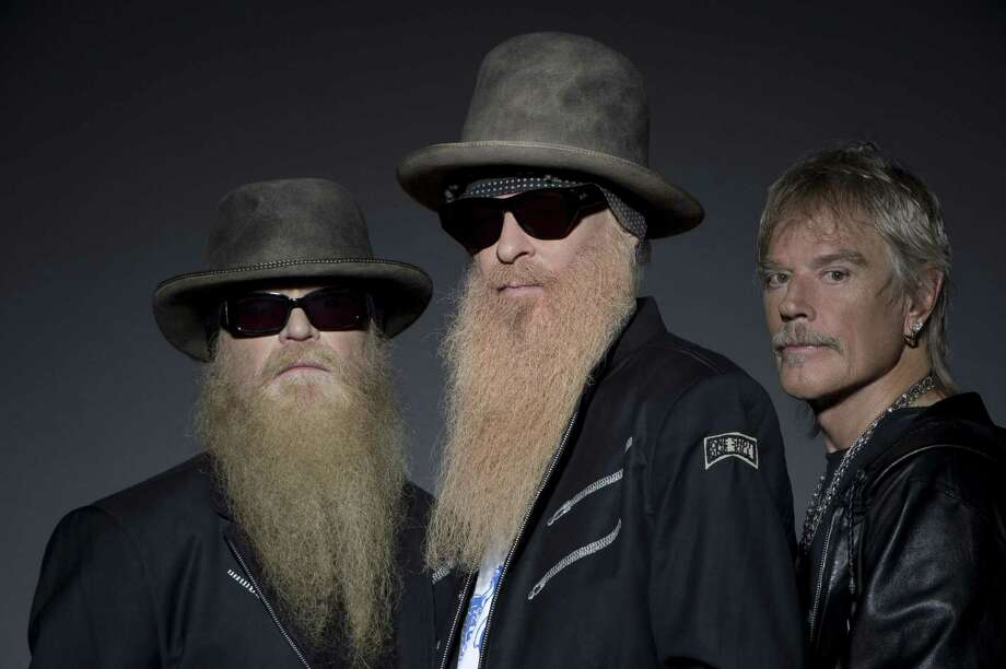 You can't mention beards and Houston in the same sentence without thinking of ZZ Top.  Photo: Ross Halfin