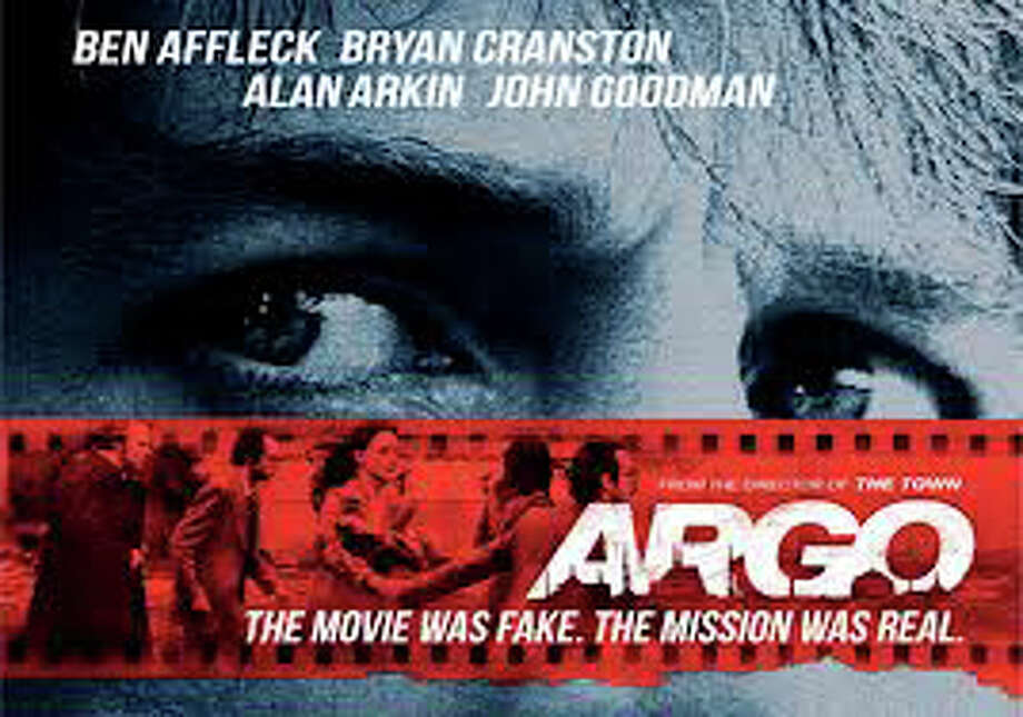"The movie, ""Argo,"" drawn from an incident during the Iranian hostage crisis, is now playing in area theaters. Photo: Contributed Photo / Westport News"