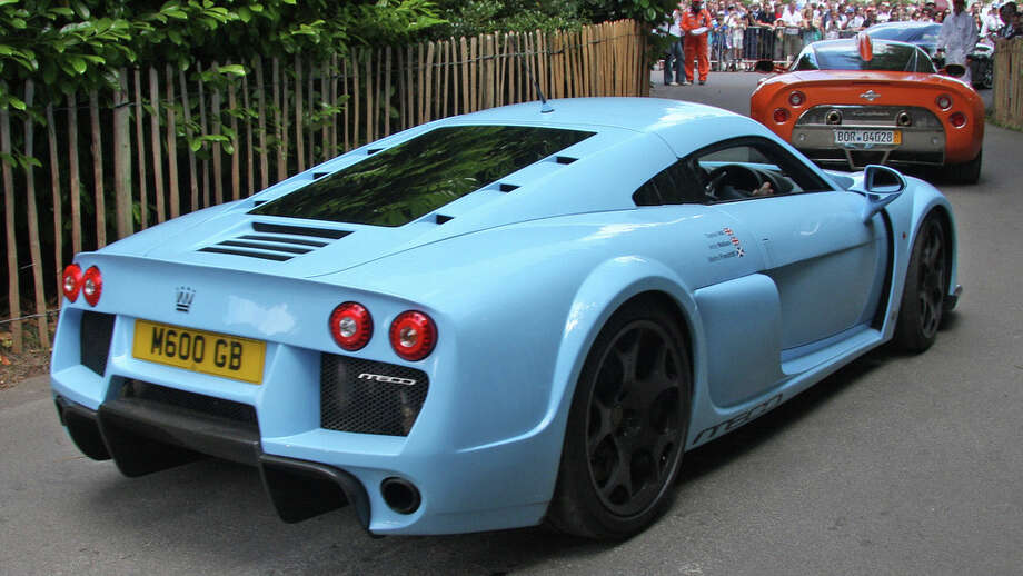 Noble M600: 225 mph, 0-60 in 3.7 secs.Photo: Flickr.com/exfordy Photo: Flickr.com