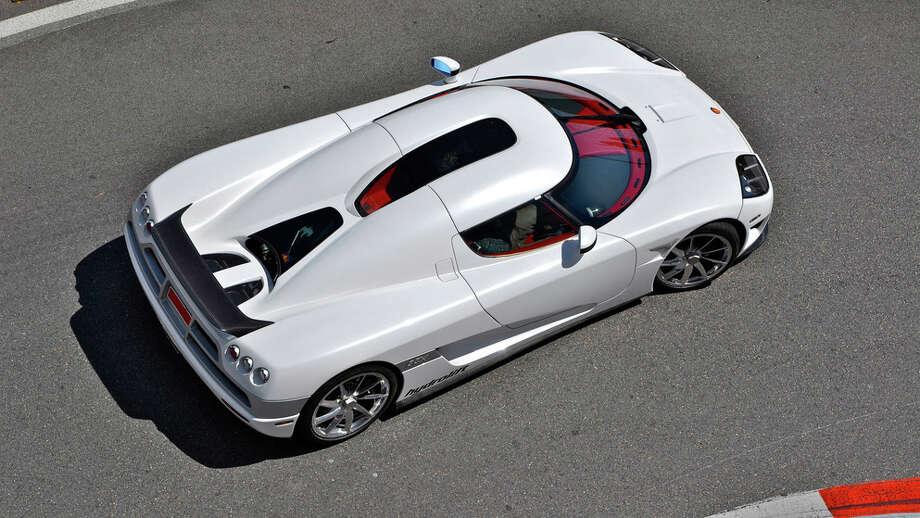 Koenigsegg CCX: 245 mph, 0-60 in 3.2 secs.Photo:Flickr.com/Alexandre Prévot Photo: Flickr.com