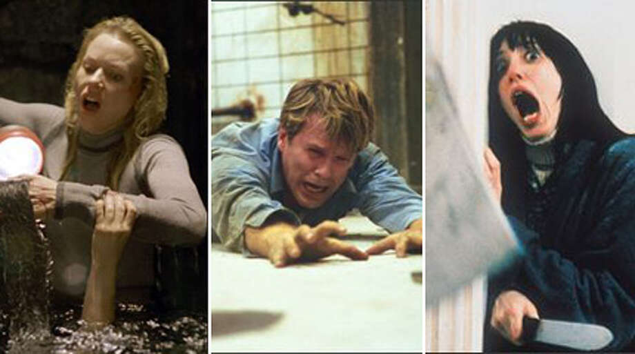 "Need a reason to scream? Here's our list for the 33 scariest movies ever, just in time for Halloween. It ranges from 1960s classic ""Rosemary's Baby"" to 2013's space nightmare ""Gravity."" If we missed your favorite, tell us below."