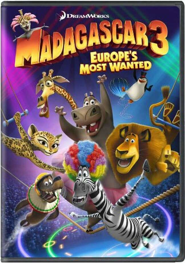 """Madagascar 3: Europe's Most Wanted"" Photo: Paramount"