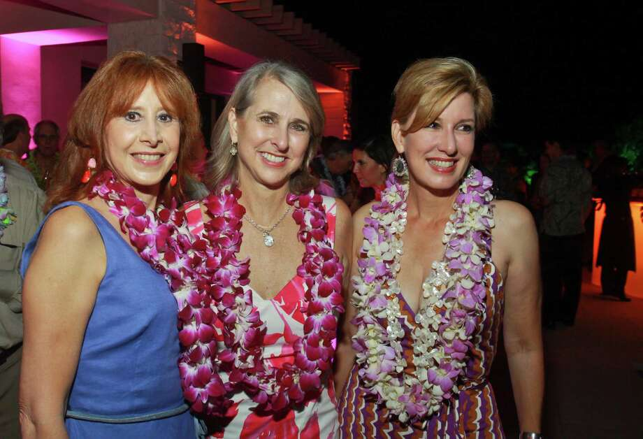 (For the Chronicle/Gary Fountain, October 4, 2012)  Vicki West, from left, Susan Hansen and Clayton Erickson Photo: Gary Fountain / Copyright 2012 Gary Fountain.