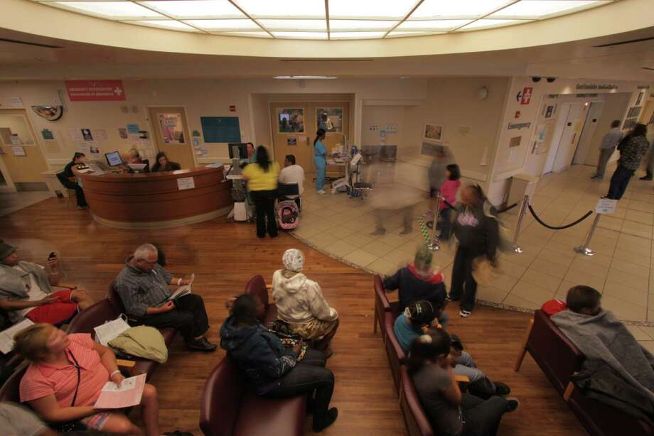 The Waiting Room at Highland Hospital in Oakland, CA Photo: International Film Circuit, Inc.