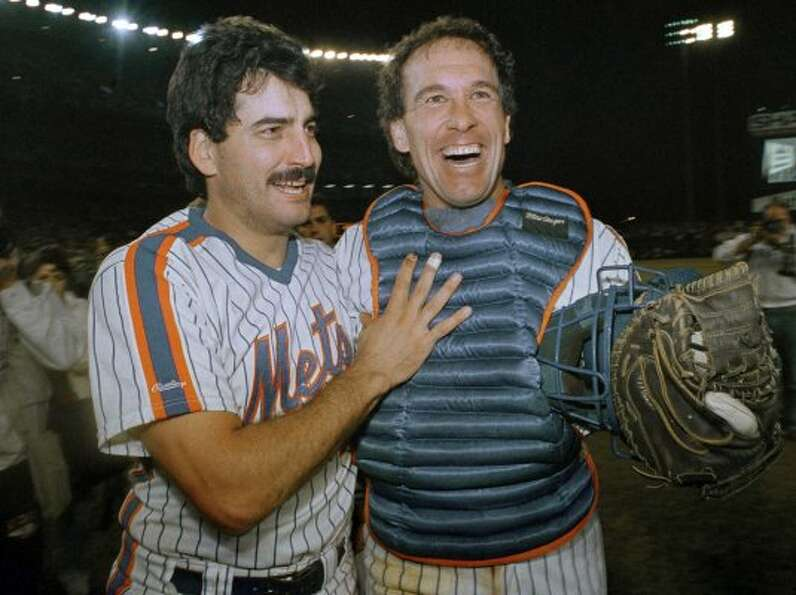 Keith Hernandez (left) -- He was a Met and a Cardinal. Nothing else needs to be said.   (Pete