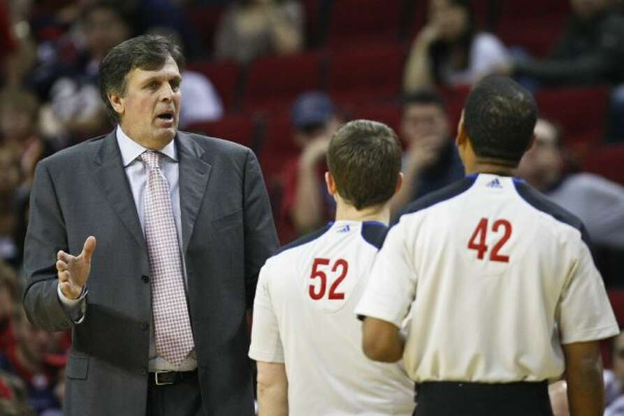 Kevin McHale -- OK. Lurch, we're happy to have you on our side. Now, you owe us a ch