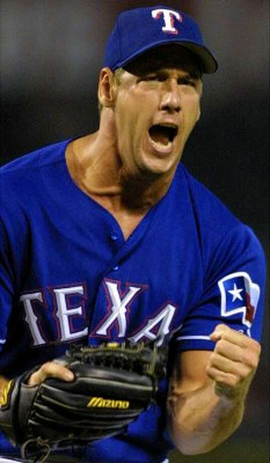 "John Rocker -- As in ""off his . . .""    (Ronald Martinez / Associated Press)"