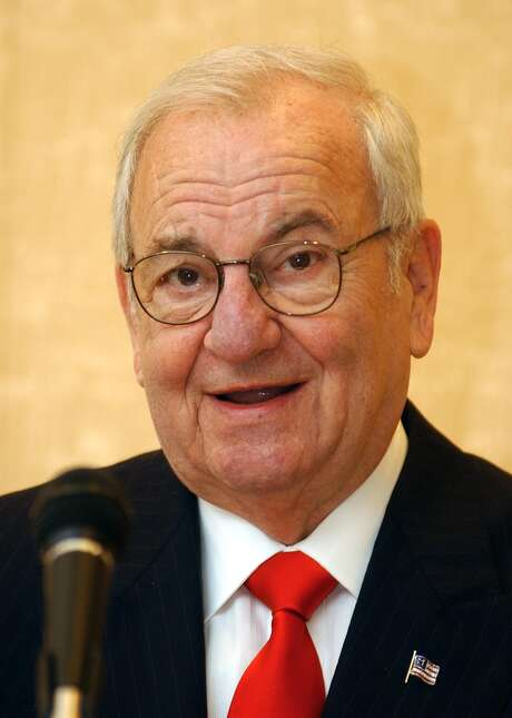 Lee Iacocca Photo: File Photo / AP