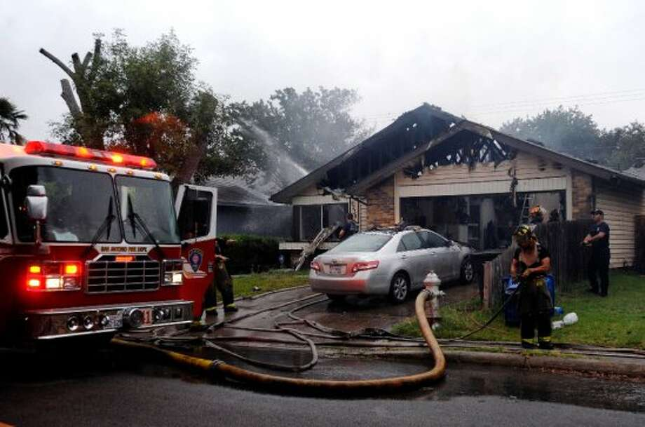 Texas has among the most expensive homeowners insurance premiums in the country and prices are expected to rise again soon. It's time to look for the best price for your needs so a disaster like this fire doesn't become a financial disaster as well. (San Antonio Express-News)