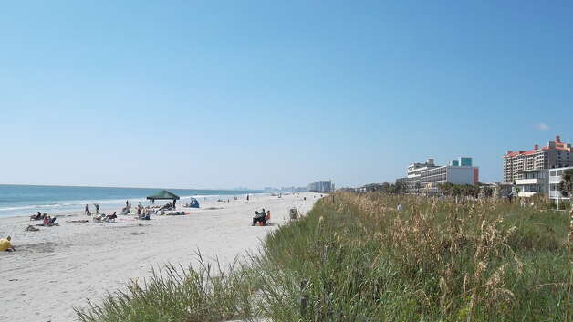North Myrtle Beach must weigh its interests in developing offshore energy against its tourism-based economy. Photo: Loren Steffy