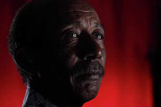 Frederick Carruthers, a Vietnam Veteran, was born and raised in Pelham. His great grandfather was the son of a slave owner and when he was freed, he came to Pelham. Photo: Lisa Krantz, San Antonio Express-News / © 2012 San Antonio Express-News