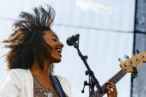 Esperanza Spalding brings protean 'happening' to Bay Area - Photo