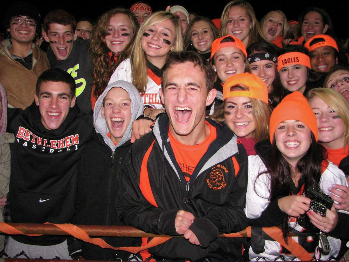 Were you Seen at the Bethlehem Homecoming game (Bethlehem 26 - Colonie 7) on Friday, Oct. 12, 2012?